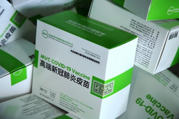 快訊/高端疫苗「巴拉圭第3期試驗」進度曝光! 本週完成330人首劑施打