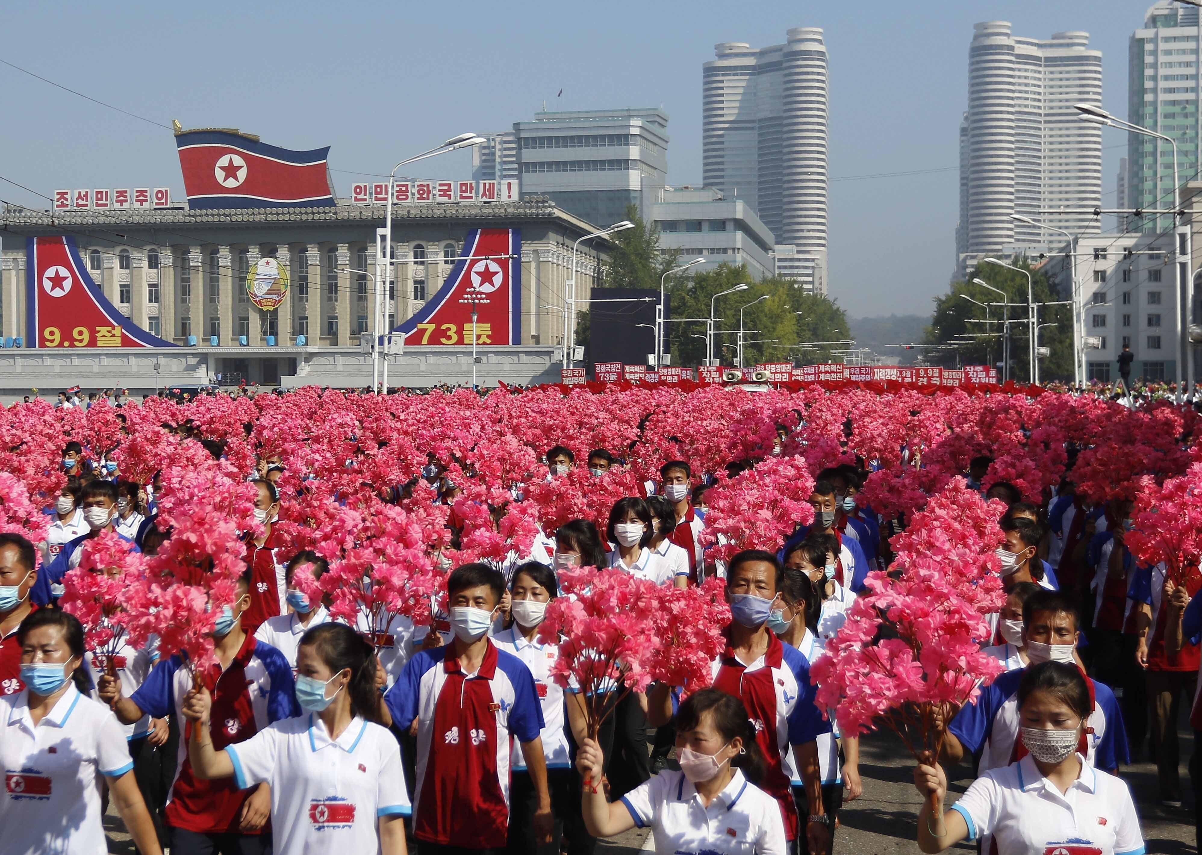 ▲▼徐旭認為,北韓國內恐怕早已出現新冠確診者。(圖/達志影像/美聯社)