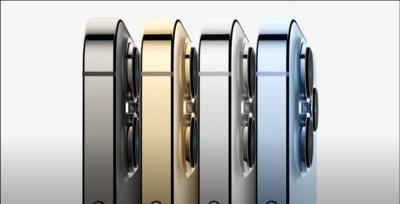 預約3分鐘旋風搶光!iPhone 13 Pro Max果粉最愛、天峰藍最受歡迎