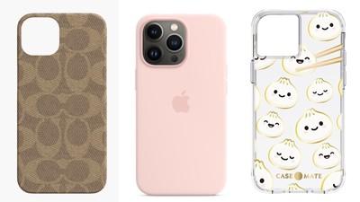 iPhone 13手機殼上架了!官方有14色可選 Coach主打「質感經典款」