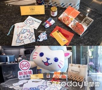 星宇航空慶祝開航新加坡 打造只送不賣的「星國風味袋」