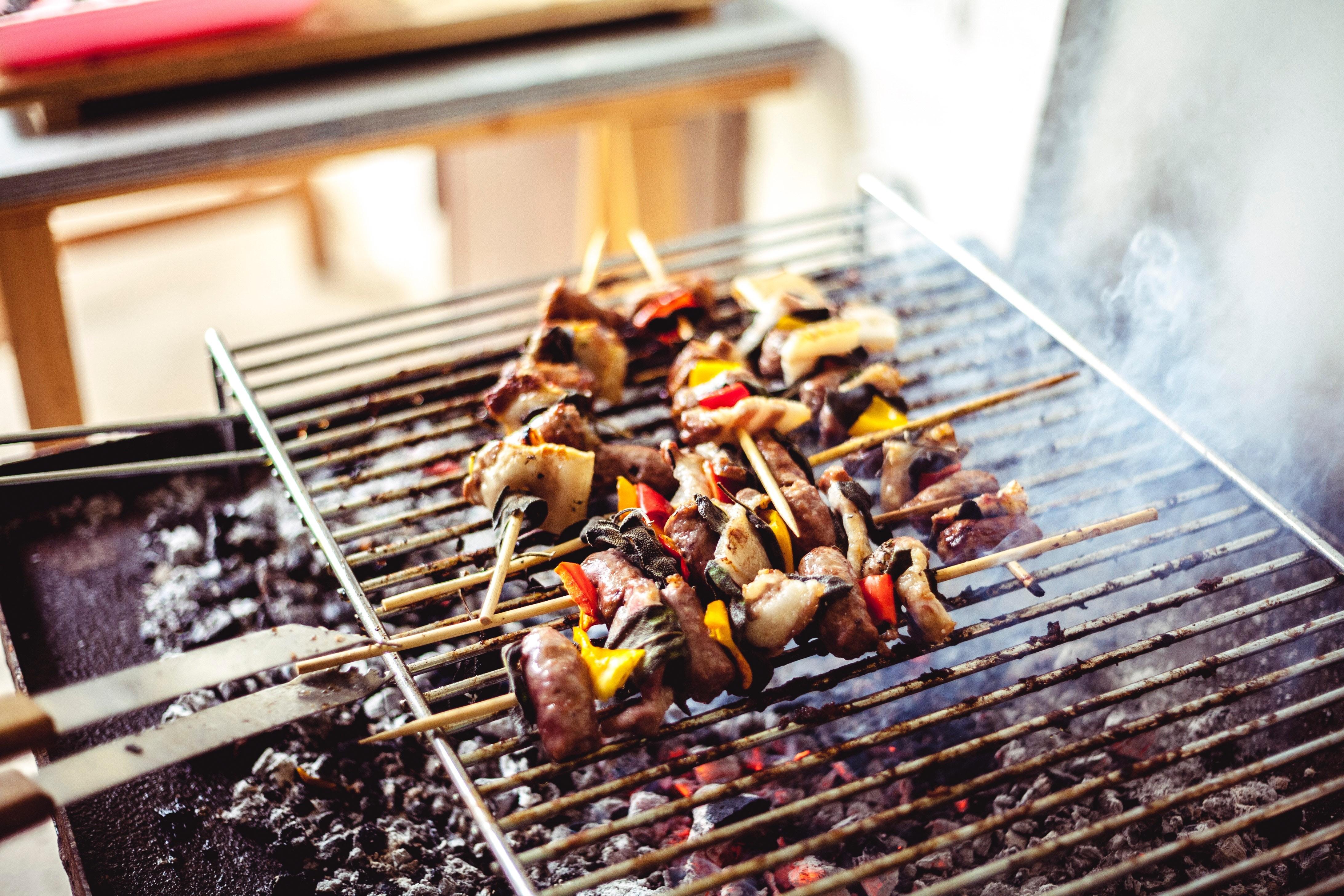 ▲▼中秋烤肉。(圖/免費圖庫Pexels)