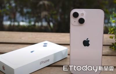 影/iPhone13、13 mini開箱! 續航力實測、「電影模式」焦點轉換超順暢