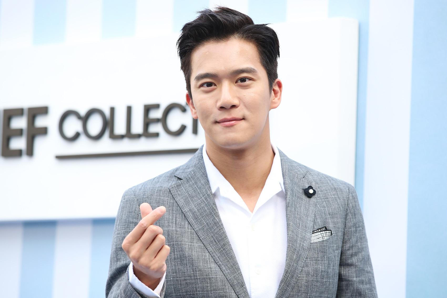 ▲▼南韓男演員河錫辰。(圖/CFP)