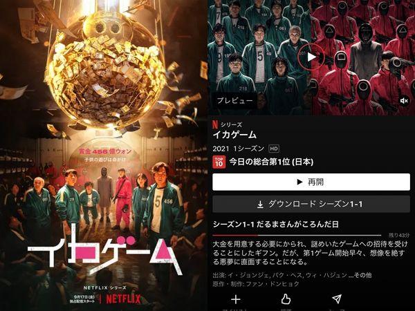 Fw: [新聞] 《魷魚遊戲》紅到日本!不怒反讚「抄很多