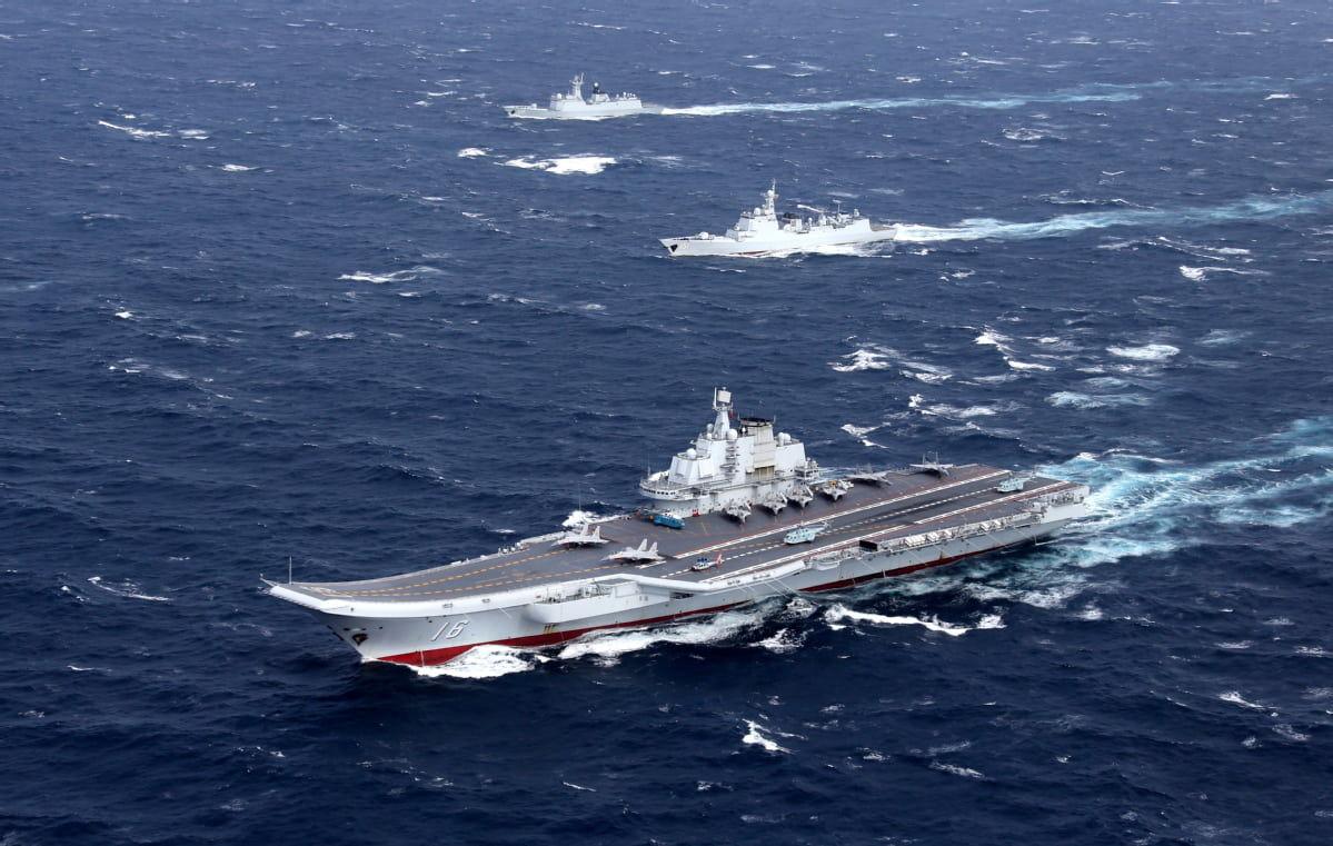 海警法,海上交通安全法,領海,無害通過,航行自由行動,AUKUS,日本,美國,菲律賓,澳洲,英國