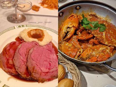 台北8間高級餐廳用五倍券吃起來 勞瑞斯牛排現省1千5、海鮮控先訂這家