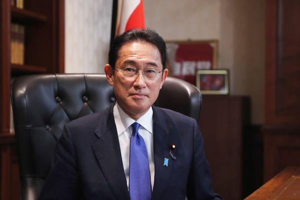 ▲▼岸田文雄當選自民黨總裁,料成為下屆日本首相。(圖/路透)