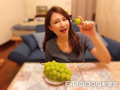 葡萄界的LV!日本空運麝香葡萄一盒「千元有找」CP值超高