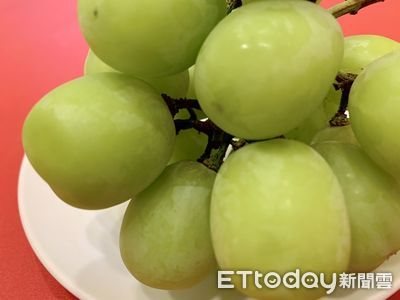 葡萄界LV「日本麝香葡萄」 千元有找讓你品嚐直送美味