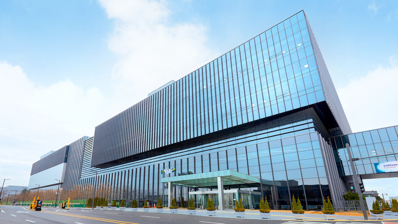 ▲▼三星生物製藥將在仁川松島興建4號工廠,可望成為全球產能最大生技藥廠。(圖/三星生物製藥官網)