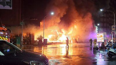 不斷更新/高雄城中城大火21人是國泰、新壽保戶! 緊急機制整理