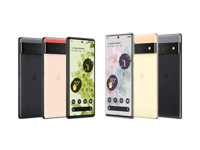 Google Pixel 6發布! 台灣市場售價18,990元起相比美國貴近3千