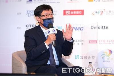 全球EV列強最缺軟體、半導體! 鴻海董座劉揚偉:剛好是台灣的強項