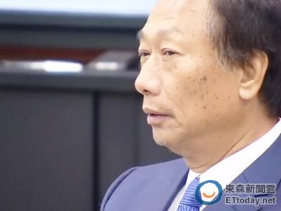 鴻海5月營收2,954億元年減2% 郭董:估Q3回溫