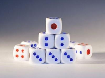 冷知識問答:誰知道骰子有幾個面?