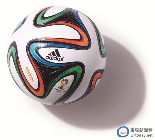 因應世足賽,Adidas推出世界盃足球賽球衣、球褲、球等商品,限量僅5到10件。