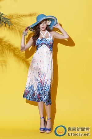 太平洋SOGO忠孝館17日舉辦時尚泳裝秀,祭出走秀品牌優惠8折起,滿額送好禮。(圖/業者提供)