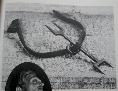 中世紀的血腥刑具(下),折磨是慢慢死