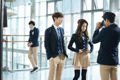 韓劇校服大比拚,是妳會想穿哪件?