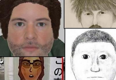 美國警局超瞎犯人畫像,找到人才有鬼