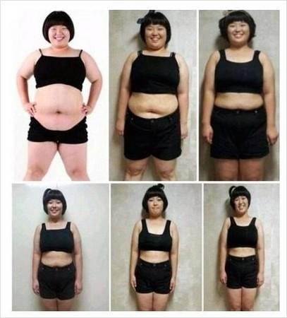 韓女星權尾珍3招甩肉52.5公斤 減肥秘笈報你知