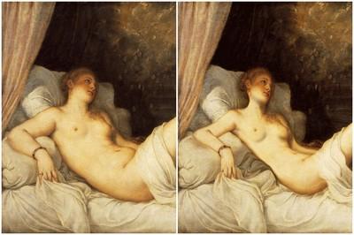 若名畫的女人都瘦了,你覺得還美嗎?