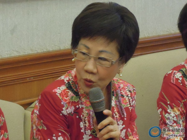 前副總統呂秀蓮