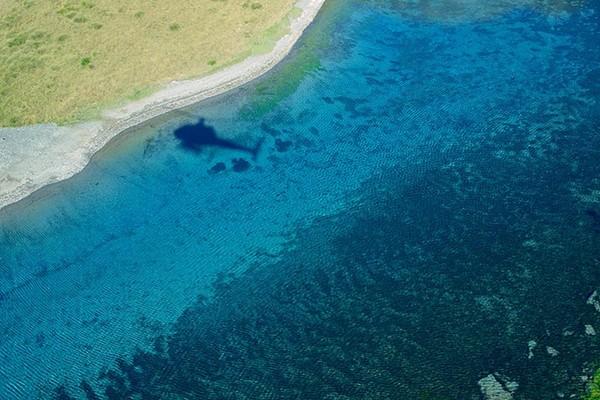 全球最清澈水體,「藍湖」能直接喝唄