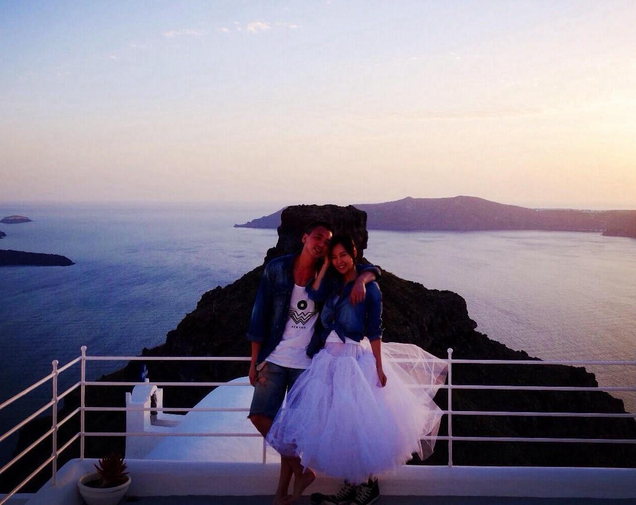 交往9年想結婚了!信公開與女友希臘「婚紗照」疑閃婚| ETtoday星光雲| ETtoday新聞雲