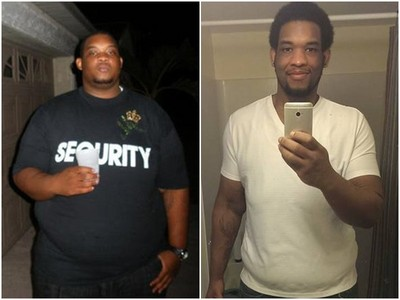 20個月不放棄,90公斤肥仔大消風