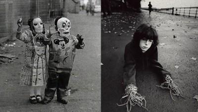 童年噩夢變現實..熟悉的恐懼感復甦