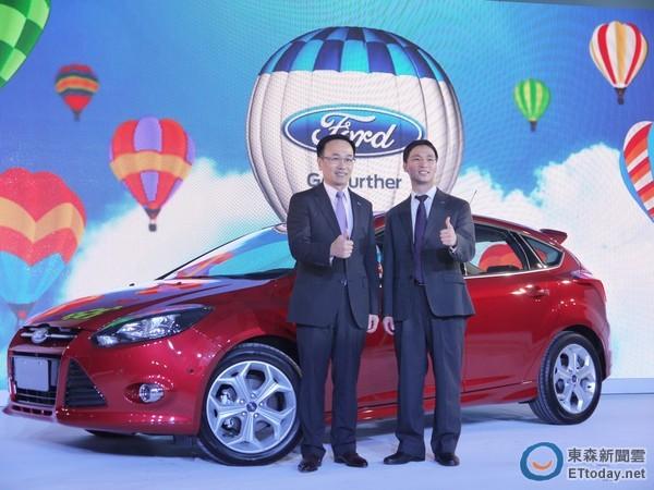 福特六和汽車宣布Focus全新進化版,(圖/記者魏妤庭攝)