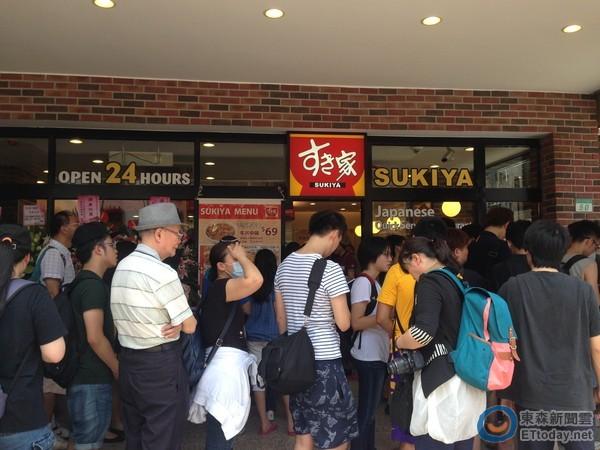日平價美食登台 牛丼、豬排丼、迴轉壽司不出國吃得到