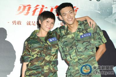 「台灣國軍變太英勇」 《報告班長7》赴陸宣傳遭打槍