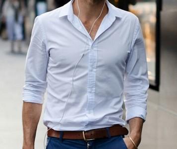 男生注意了!5招選出最適合你的襯衫