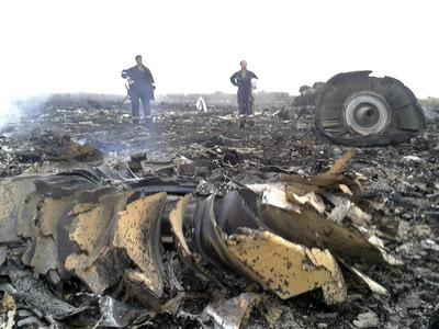 馬航MH17遭擊落 飛彈來自俄羅斯