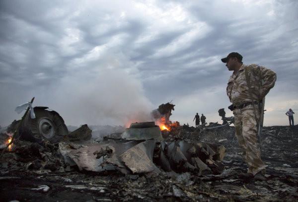 快訊/涉嫌擊落「馬航MH17」!3名俄人、1烏克蘭人被依謀殺罪起訴