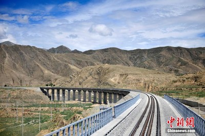 習近平訪尼泊爾「中尼鐵路」受關注