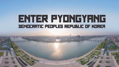 縮時北韓宛如萊茵河畔,一定搞錯了吧