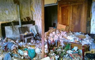 情侶花40元買垃圾屋,3年後變身民宿