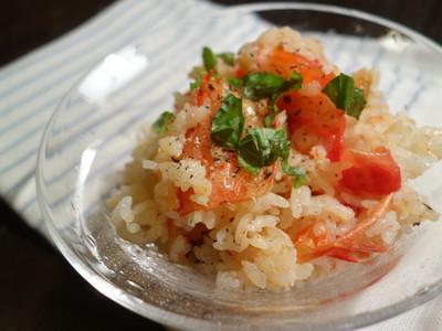超夯電鍋料理番茄飯,煮飯族快來試做