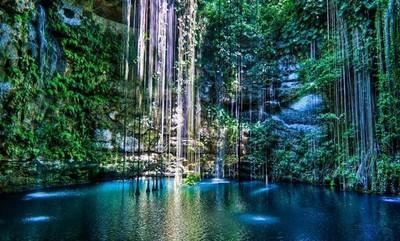 全球12個仙境般的泳池,游過死而無憾