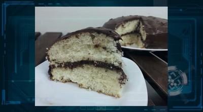 蛋糕粉+汽水,輕鬆做出低卡懶人蛋糕