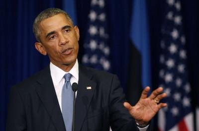 要討公道 歐巴馬誓言「摧毀IS」