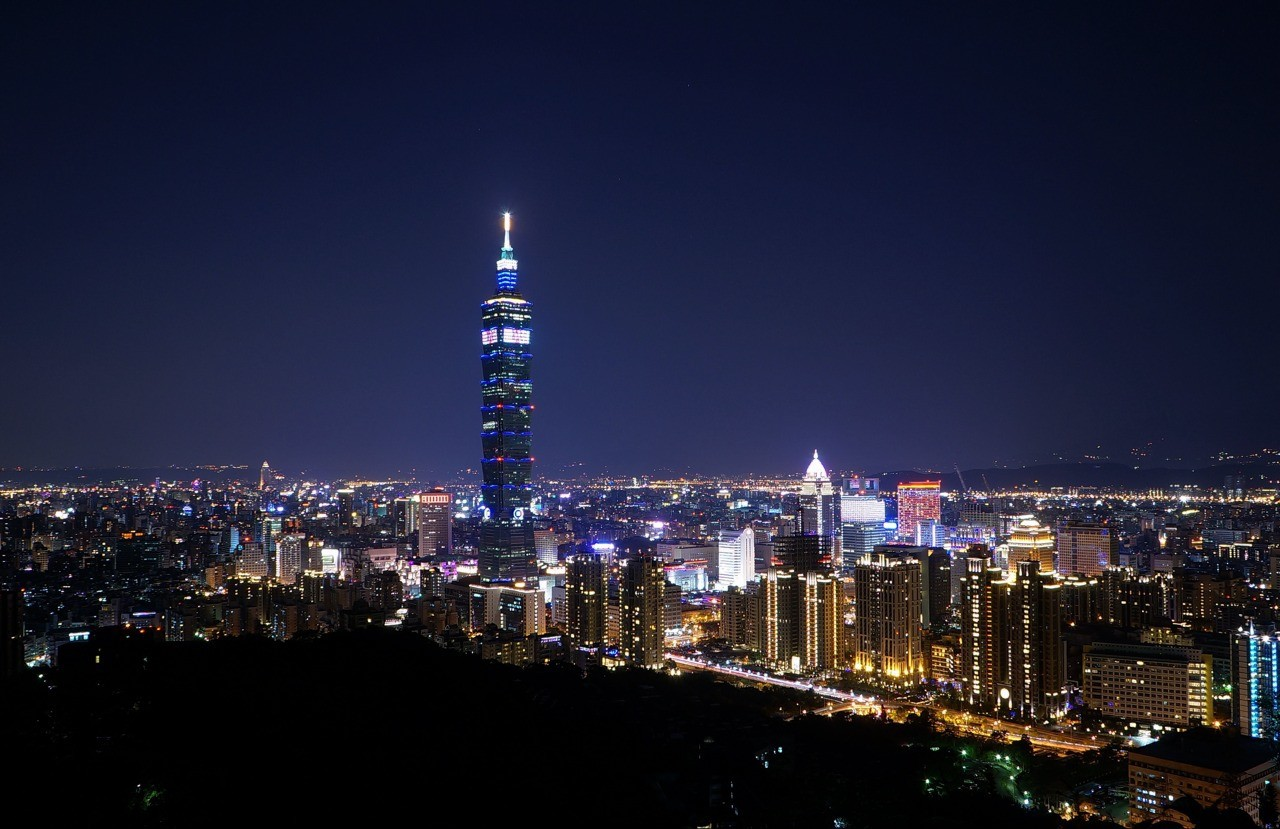 四獸山,象山觀景台,台北101(圖/北市大地工程處提供)