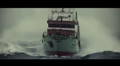 出海拍攝廣告..光看花絮就快暈船了啦