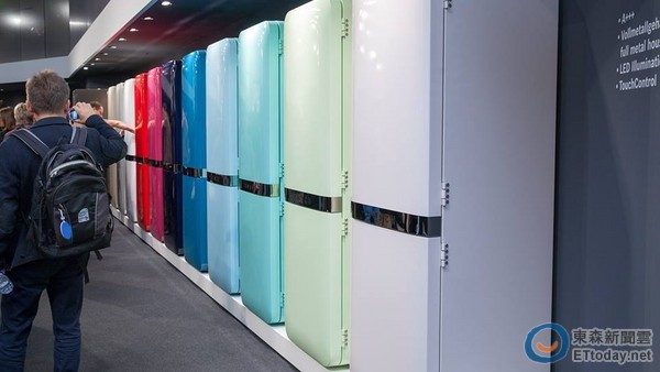 BOSCH彩色冰箱