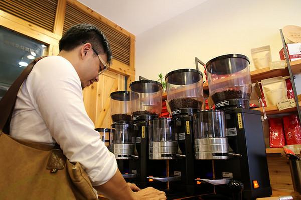 握咖啡,55元就可以品嚐到世界烘豆冠軍的咖啡