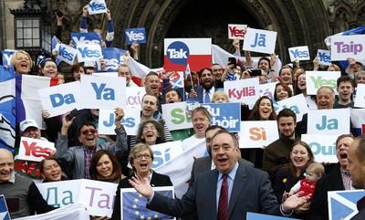 蘇格蘭若獨立 華人憂養老金縮水